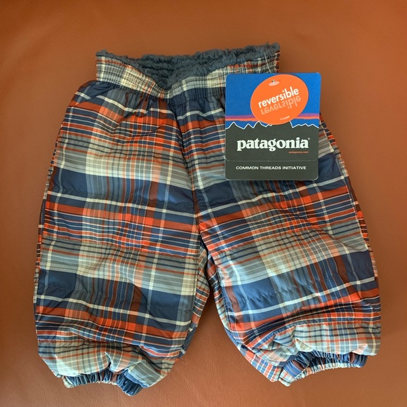 wholesale price huge discount the latest Patagonia Bottoms | Baby Reversible Tribbles Pants 3 Mo | Poshmark